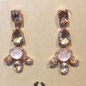 La Vie en Rose Post Drop Earrings